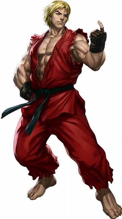 Ken Masters Fighter Street Smash Bros Strike