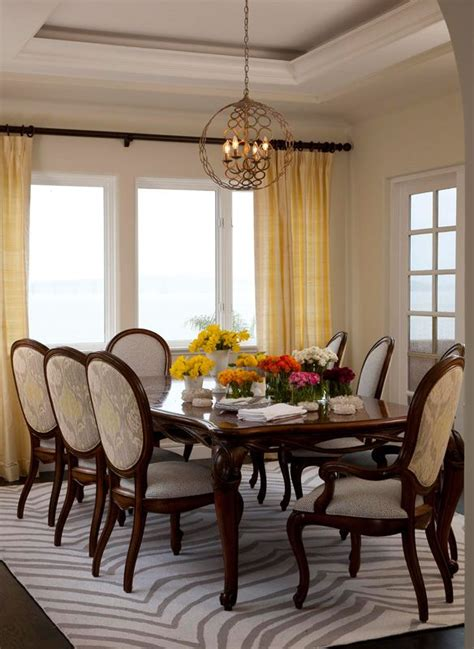 light colored dining room sets light colored upholstery on the dining room chairs