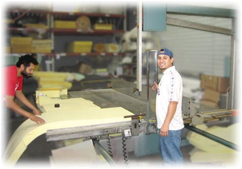 Upholstery Supplies Canada by Custom High Density Memory Upholstery Foam Foamorder