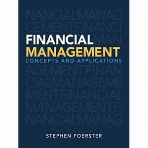 Solution Manual For Financial Management Concepts And