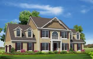 two story homes westmoreland two story style modular homes