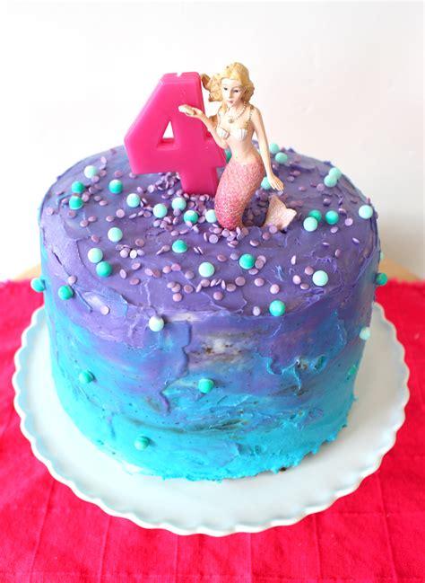 mermaid cakes amys art table
