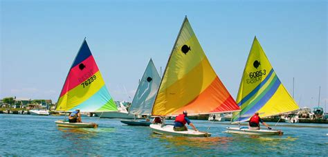 Sailboat Color by Image Detail For Sunfish Sailboats Colorful