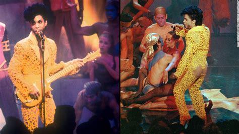 prince yellow jumpsuit pop legend prince dead at 57 cnn