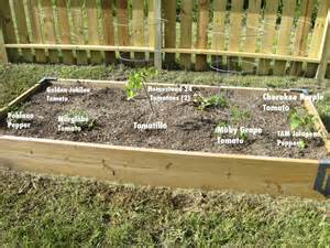 4x8 vegetable garden layout 4x8 raised bed square foot