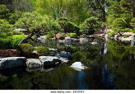 japanese garden denver denver botanic garden stock photos denver botanic garden stock images alamy