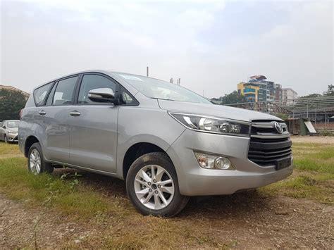 Xe Toyota Innova 20e 2018 Có Gì Mới So Với Innova E 2017?
