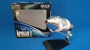 Space Dragon Wings NASA Apollo 7 Command/Service Mudule ...