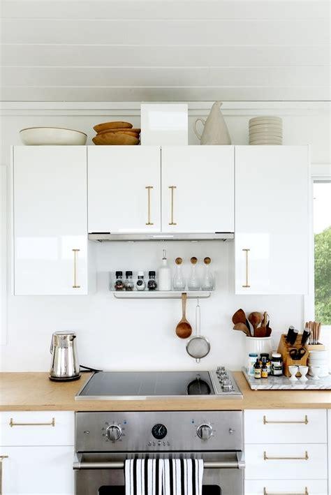 idee deco pour cuisine blanche 8 idées déco pour personnaliser une cuisine blanche