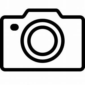 Fotografia, macchina fotografica Icona Libero di iOS7 ...