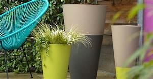 Bac Plantes Exterieur Castorama : bacs plantes pots de fleurs caches pots grosfillex ~ Dailycaller-alerts.com Idées de Décoration