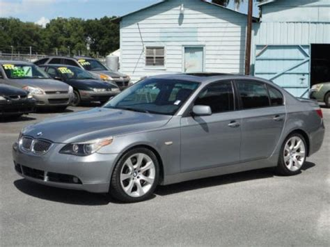 automobile air conditioning service 2005 bmw 545 electronic throttle control sell used 2005 bmw 545 i in 2381 u s hwy 441 27 fruitland park florida united states for us