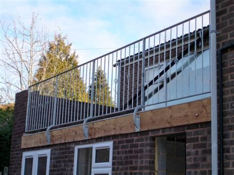 galvanised steel balcony railings google search concrete stairs roof architecture modern