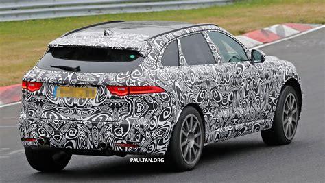 Spyshots Jaguar Pace Svr Sighted The Nurburgring