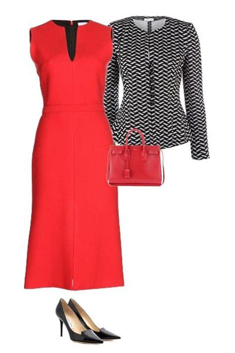 business capsule wardrobe executive dress women