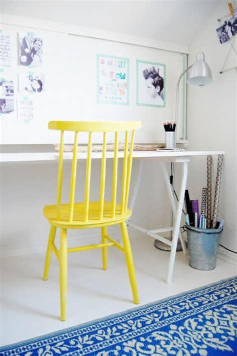 le bureau jaune le plus confortable fauteuil de bureau pour votre intérieur