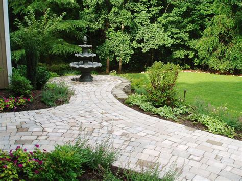 landscape pathways landscape pathways outdoor design landscaping ideas porches decks patios hgtv