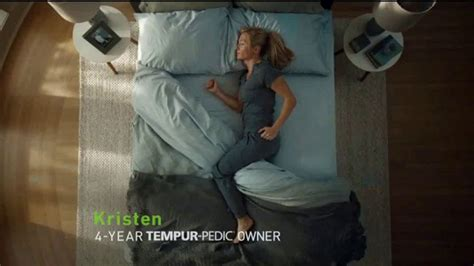 tempur pedic tv commercial stay  front featuring