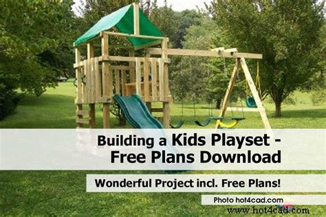 Building A Kids Playset
