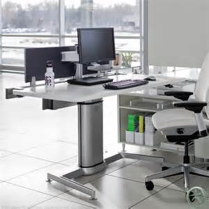 shop steelcase airtouch height adjustable desks