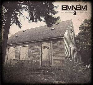 Eminem – 'The Marshall Mathers LP 2' (Album Cover & Track ...