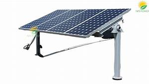 Horizontal 1 Axis Solar Tracker By Chinese Supplier