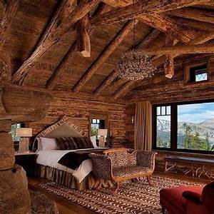 20 Amazing Log Home Interiors · WoodworkerZ com