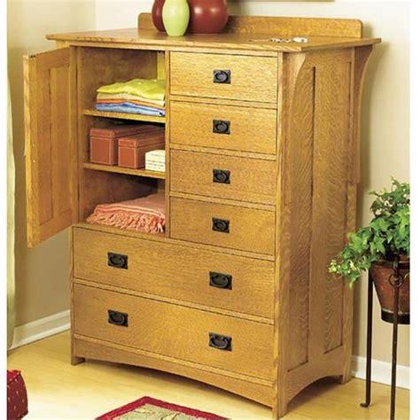 arts  crafts dresser wood magazine