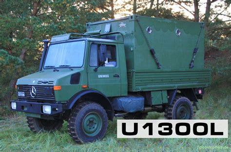 ᐅ Unimog U1300l Der Bundeswehr Gebraucht Kaufen Daten Und