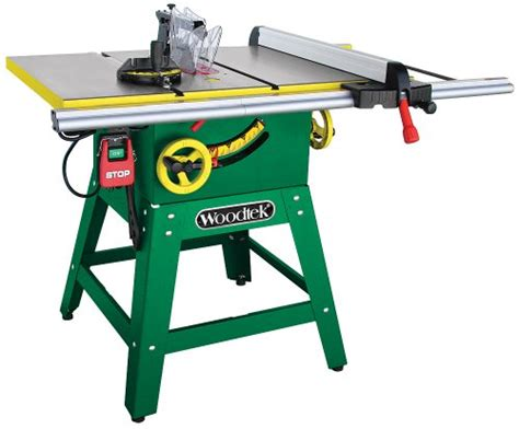 woodtek  machinery table saws
