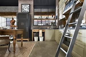 Deco Murale Vintage : d co mur cuisine 50 id es pour un d cor mural original ~ Melissatoandfro.com Idées de Décoration
