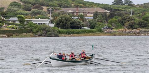 Rowing Boat For Sale Hshire by Rowing Bragging Rights Go To Moyne Shire Council