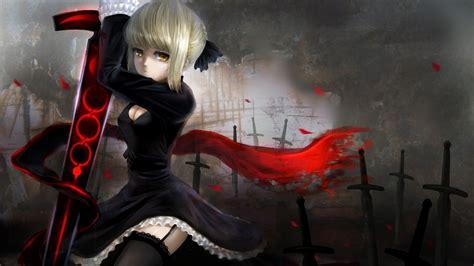Blonde Hair Anime Wallpapers