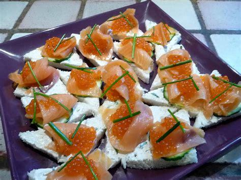 canapé au saumon fumé et mascarpone photos canapé au saumon fumé et mascarpone