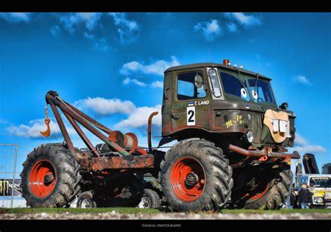 gaz  monster russian military truck classic