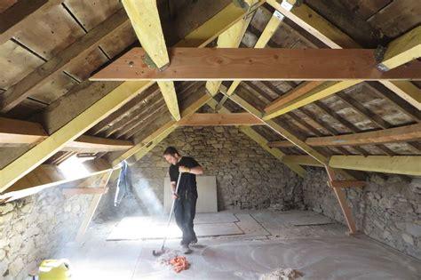 pied de cuisine rénovation charpente plouguerneau maisons bois acacia