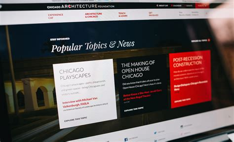 Webbrowsing For Architectural Treasures Is A Breeze With