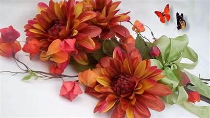 Flowers Fall Wallpapers Energy Desktop Mums Wallpapercave