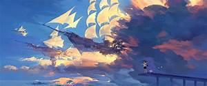 anime art wallpaper | HD Desktop : UHD : 4K : Mobile : Tablet