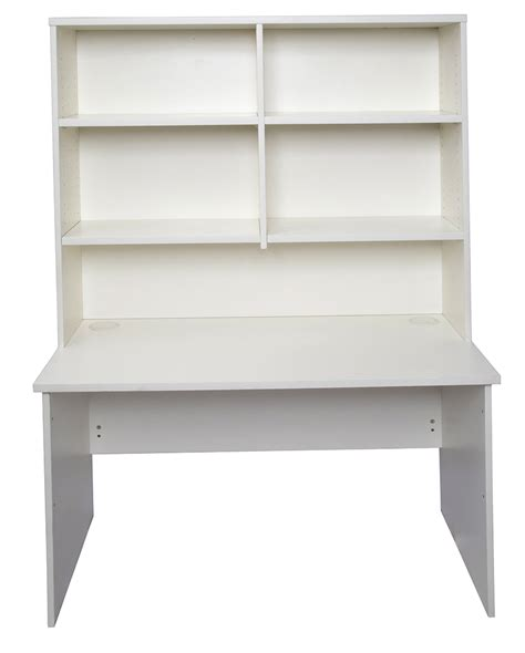 white office desk with hutch express white office desk with hutch office stock