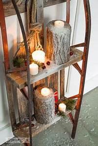 Alten Schlitten Dekorieren : mache von einem alten schlitten die sch nste weihnachtsdekoration nummer 6 ist wirklich ~ Frokenaadalensverden.com Haus und Dekorationen