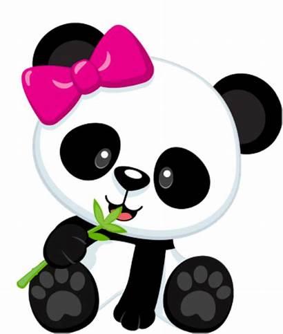 Panda Bow Clipart Transparent Sticker Webstockreview Danielle