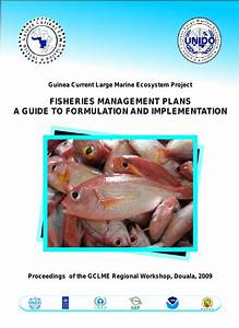 Igcc  Gclme Fisheries Management Plans