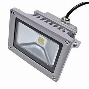 Projecteur Led 12v : projecteur led 10w projecteur led extrieur clairage de ~ Edinachiropracticcenter.com Idées de Décoration