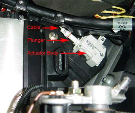 Boat Gas Tank Opener by Volkswagen Passat Questions Gas Lid Switch Is Broken 98