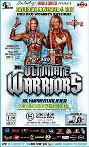 2017 IFBB Ultimate Warriors Pro!!