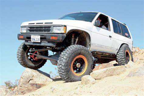willys jeep pickup lifted nissan pathfinder parts photos reviews videos