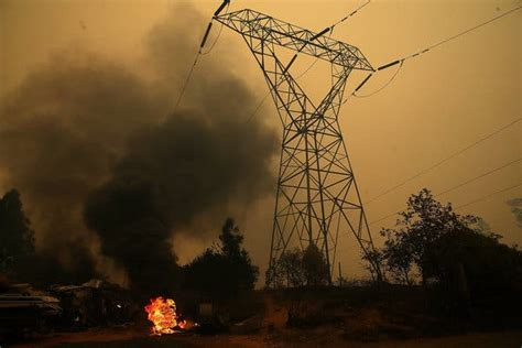 pge lobbied  wildfire protection   york times