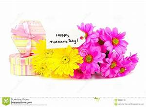 Happy Mothers Day Gifts And Flowers Stock Image - Image of ...