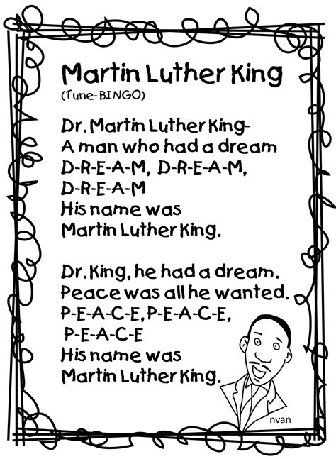 martin luther king preschool grade wow not by the color of our skin 526